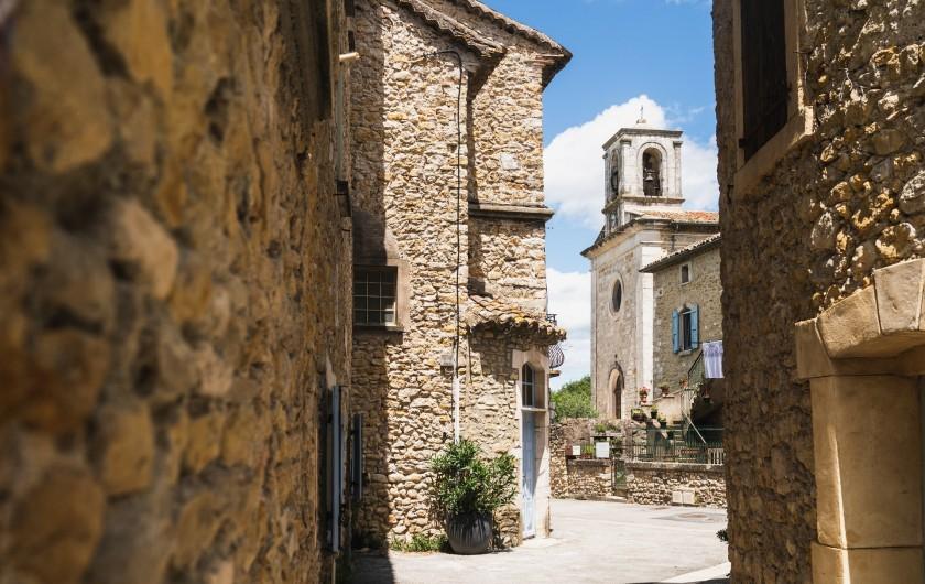 Location de vacances - Mas à Potelières - Le village