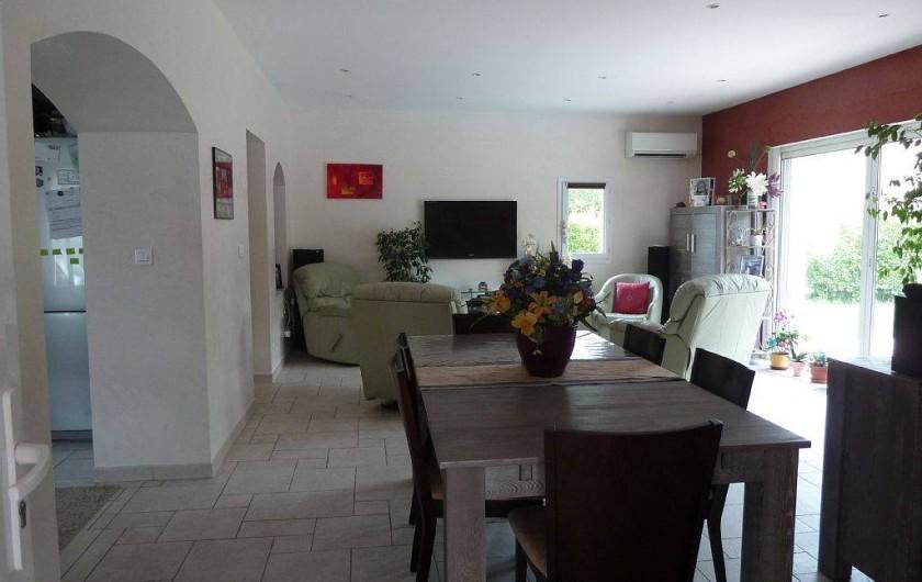 Location de vacances - Villa à Vidauban