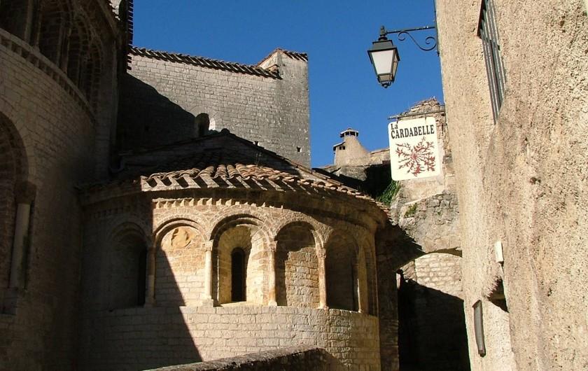 Location de vacances - Chambre d'hôtes à Le Bosc - ST GUILHEM LE DESERT