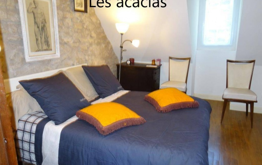 Location de vacances - Maison - Villa à Lacave - Chambre les Acacias (2019)