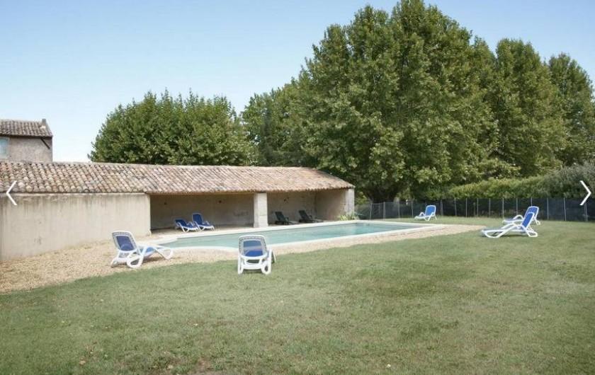 Location de vacances - Gîte à Bonnieux