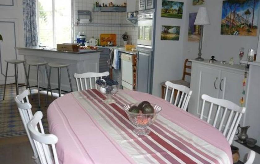 Location de vacances - Chambre d'hôtes à Montrichard