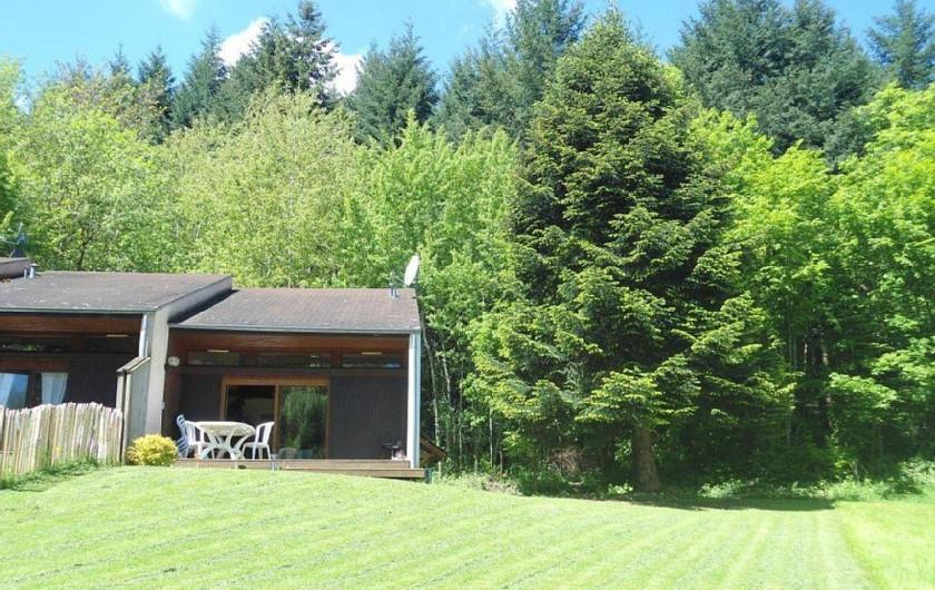Location de vacances - Chalet à Osenbach - Gites