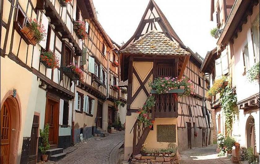 Location de vacances - Chalet à Osenbach - Eguisheim