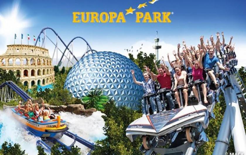 Location de vacances - Chalet à Osenbach - Plus grand parc d'euro^pe a 1h