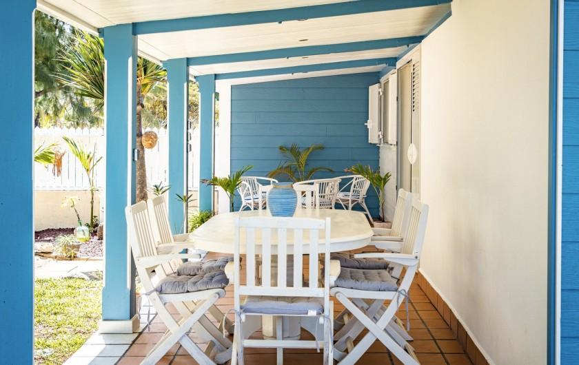 Location de vacances - Villa à Saint-Gilles les Bains