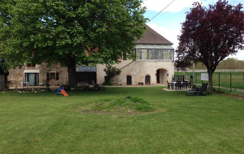 Location de vacances - Chambre d'hôtes à Puybrun - extérieur