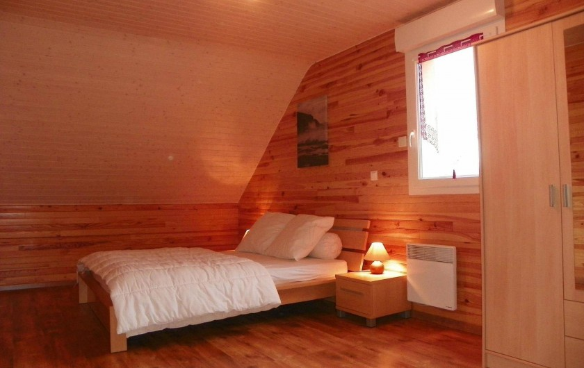 Location de vacances - Chalet à Rupt-sur-Moselle - chambre