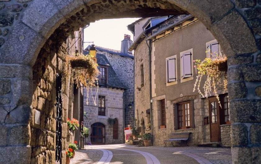 Location de vacances - Chambre d'hôtes à Junhac - Marcoles