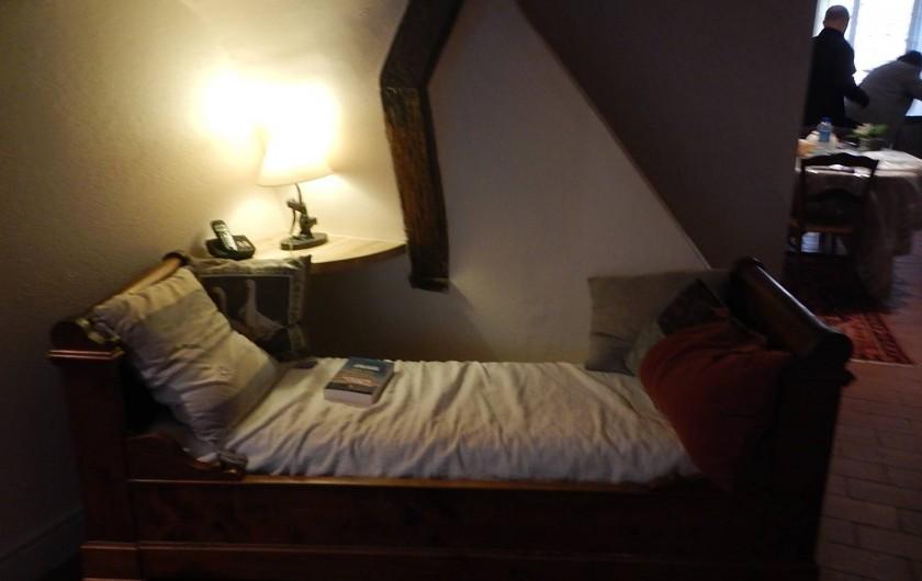 Location de vacances - Gîte à Lagrasse - Coin lecture