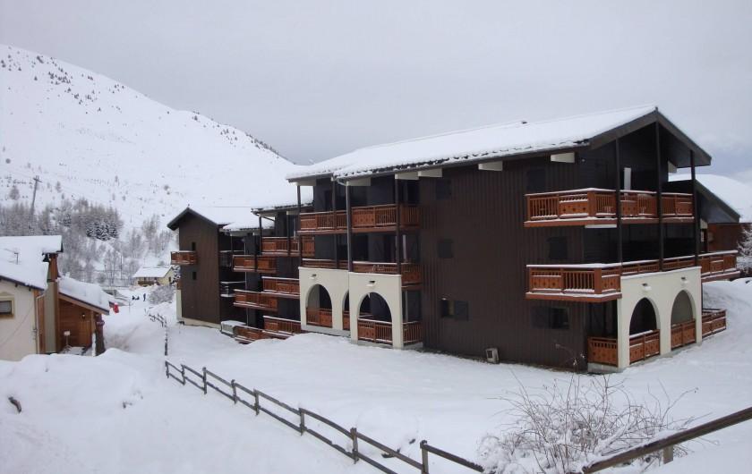 Location de vacances - Appartement à Les Deux Alpes - Chalet le Vénéon B