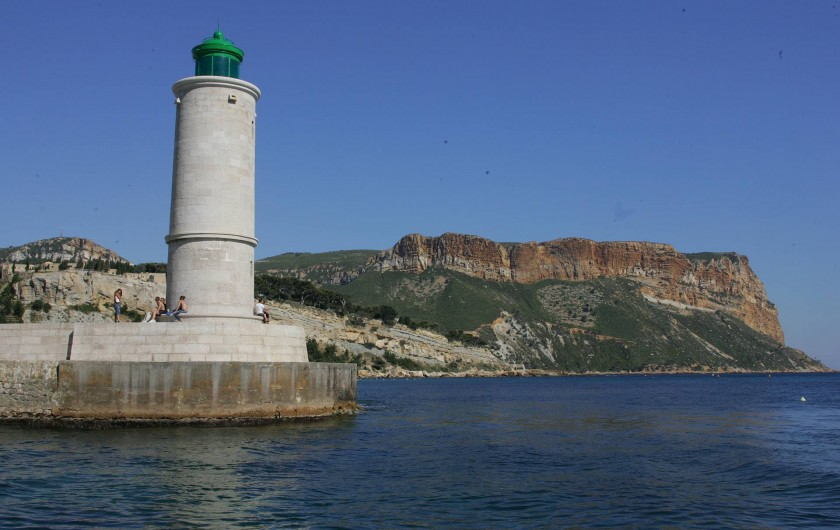 Location de vacances - Appartement à Cassis - LE PHARE