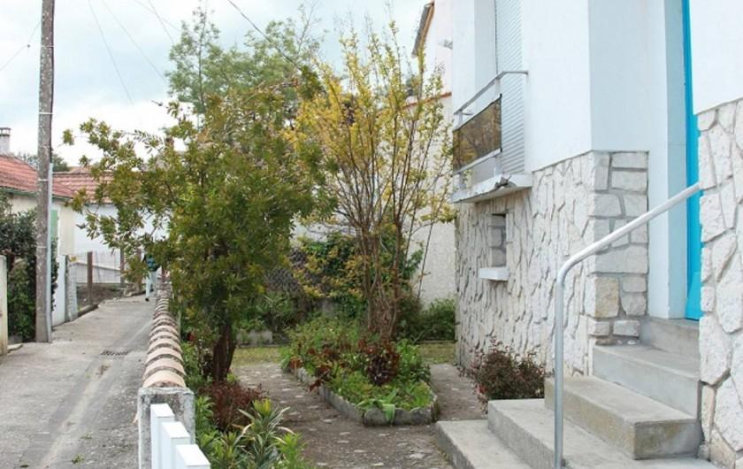 Location de vacances - Maison - Villa à Saint-Trojan-les-Bains - le jardin