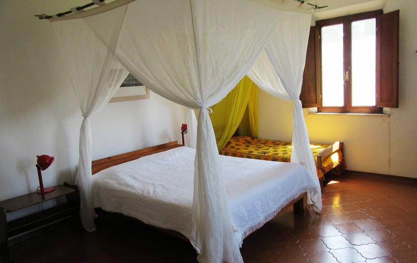 Location de vacances - Appartement à Vada - 1 lit matrimoniale et 1 lit single
