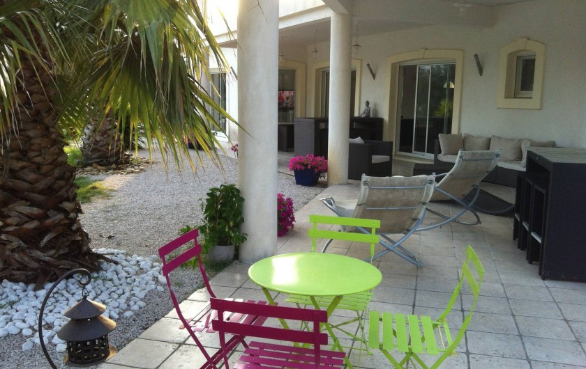 Location de vacances - Villa à Saint-Gély-du-Fesc