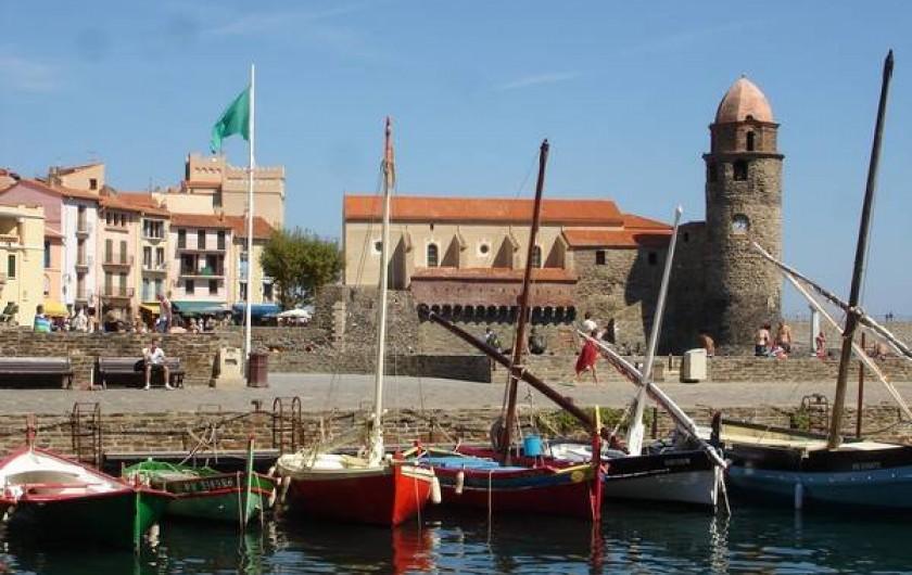 Location de vacances - Appartement à Bompas - a visiter près de chez nous, Collioure