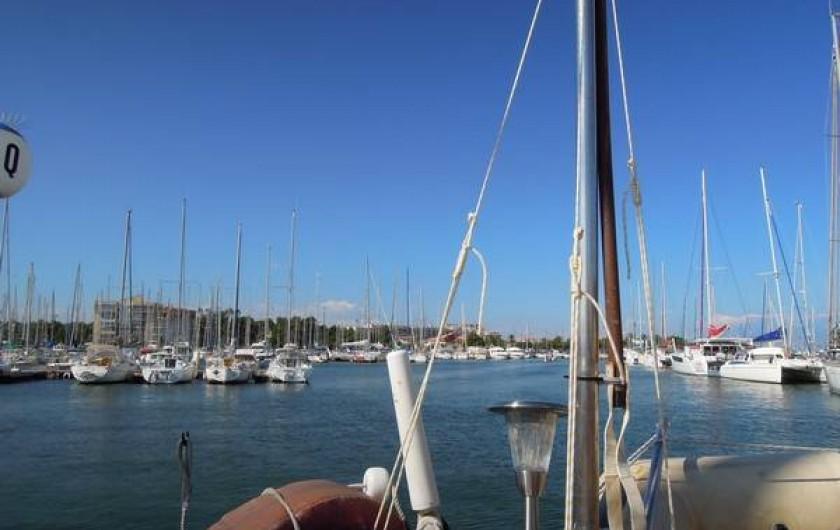 Location de vacances - Appartement à Bompas - le port de St Cyprien