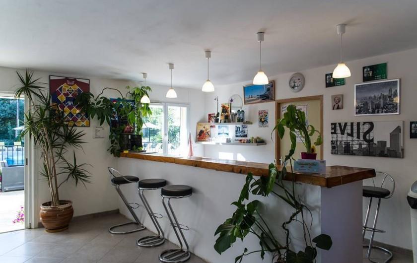 Location de vacances - Bungalow - Mobilhome à Céret - Bar