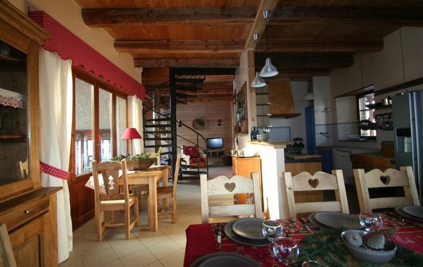 Location de vacances - Chalet à Puy-Saint-Vincent - Une autre partie du séjour
