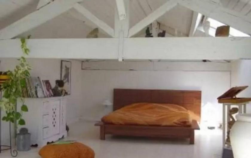 Location de vacances - Maison - Villa à Agde - chzmbre à l 'étage
