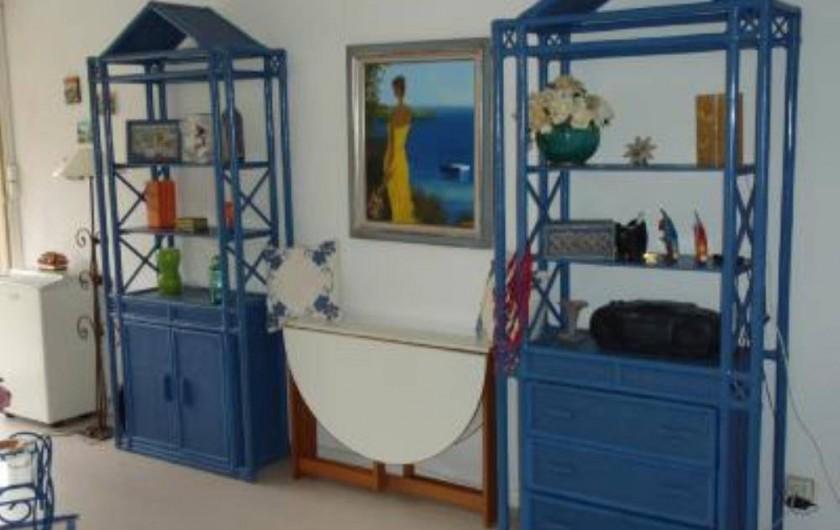Location de vacances - Studio à Saint-Tropez
