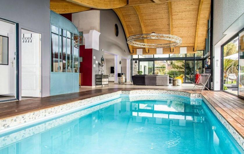 Location de vacances - Villa à Santec