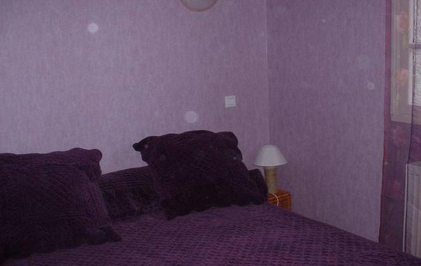Location de vacances - Gîte à Jaujac - chambre 2