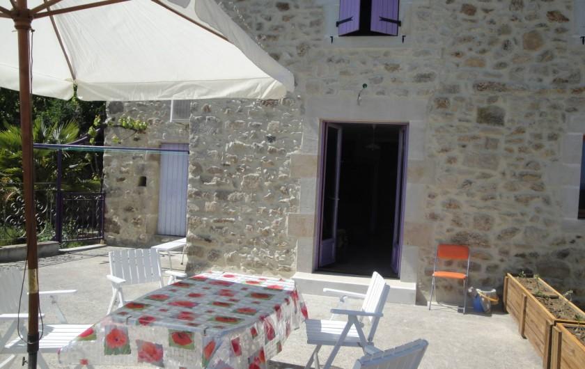 Location de vacances - Gîte à Joux - La Féneire