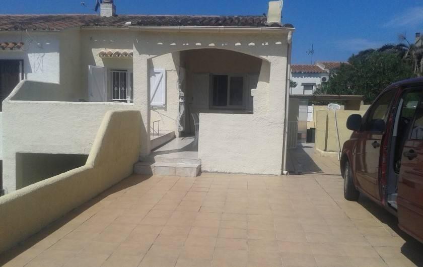 Location de vacances - Villa à Castelló d'Empúries