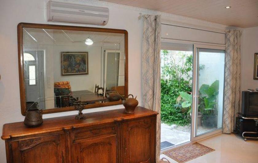 Location de vacances - Maison - Villa à Llançà - Sejour