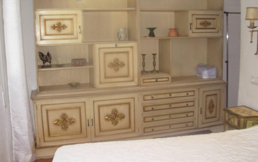 Location de vacances - Maison - Villa à Llançà - chambre 2 étage
