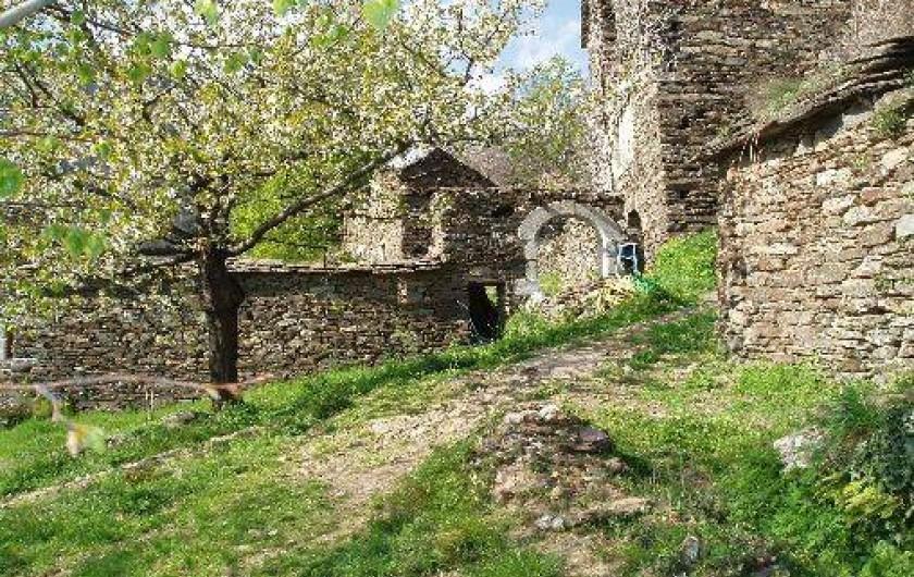 Location de vacances - Gîte à Sablières - dans le hameau
