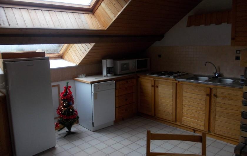 Location de vacances - Appartement à Basse-sur-le-Rupt