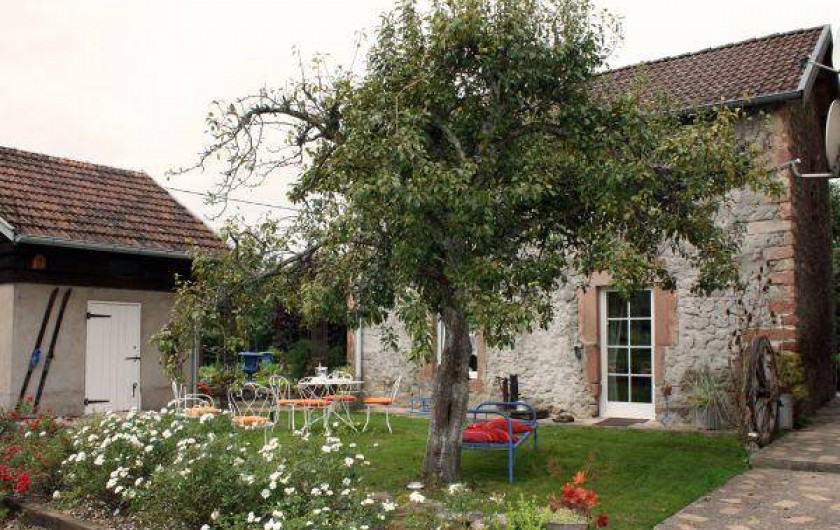 Location de vacances - Gîte à Saulcy-sur-Meurthe