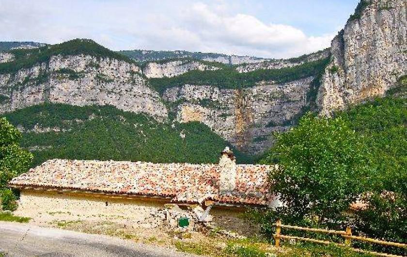 Location de vacances - Gîte à Choranche