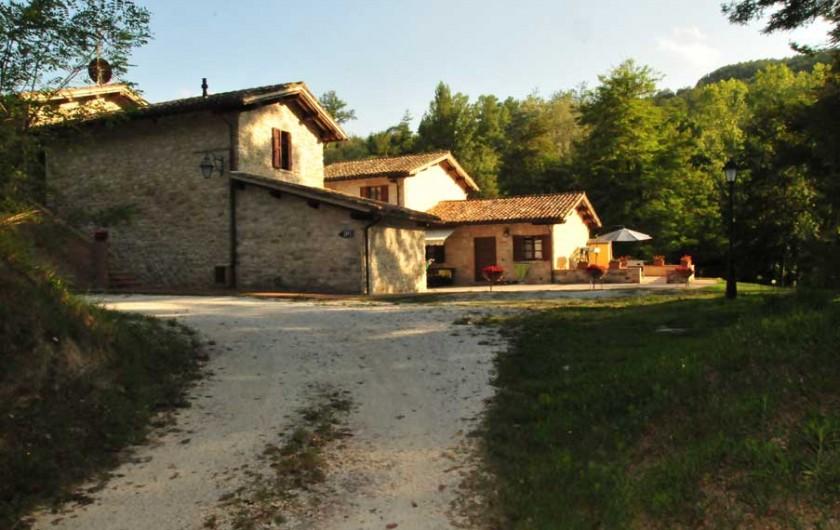 Location de vacances - Appartement à Gubbio
