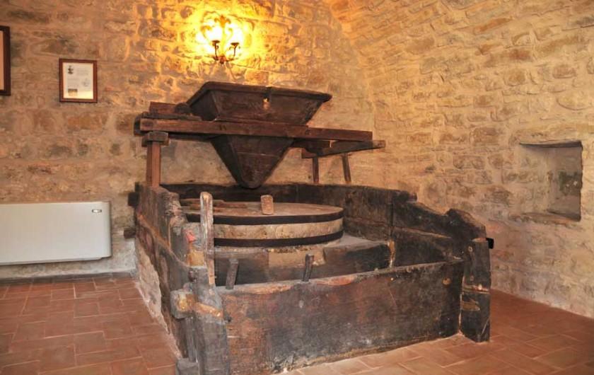 Location de vacances - Appartement à Gubbio - Vieux moulin a eau, réception