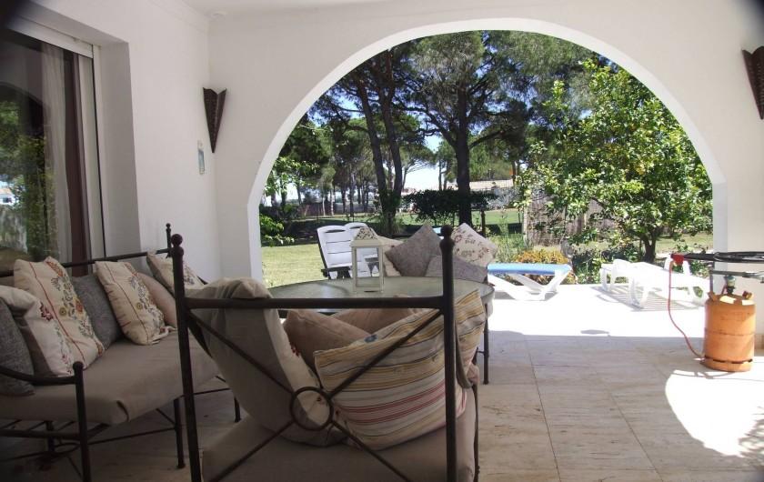 Location de vacances - Maison - Villa à San Andrés Golf - la 4eme chambre a lit