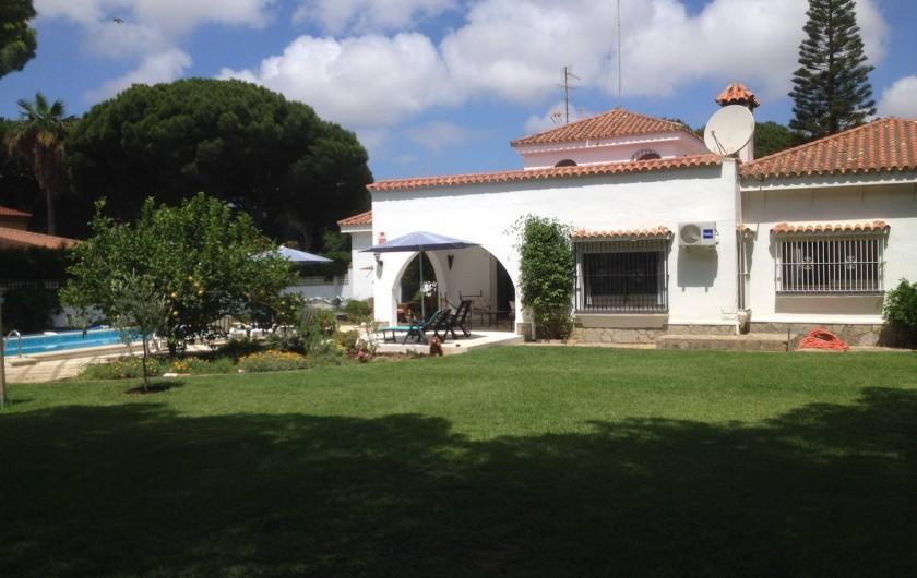 Location de vacances - Maison - Villa à San Andrés Golf - la 5eme chambre a lit