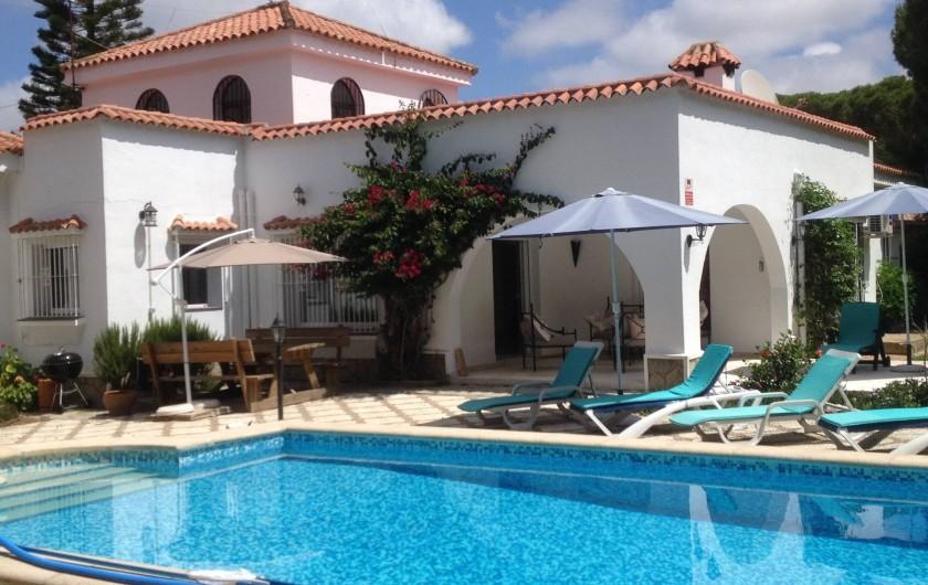 Location de vacances - Maison - Villa à San Andrés Golf - la 2eme chambre a lit
