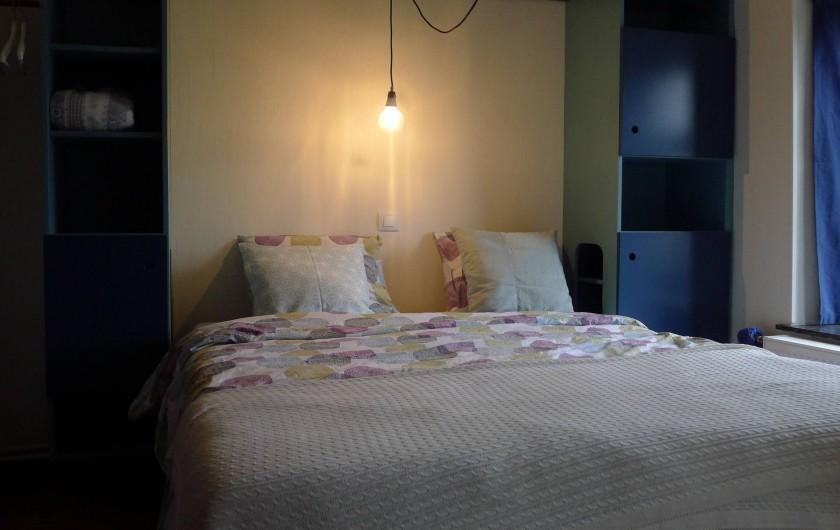 Location de vacances - Gîte à Malempré - Chambre 3