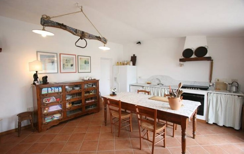 Location de vacances - Appartement à Greve in Chianti - La Loggia