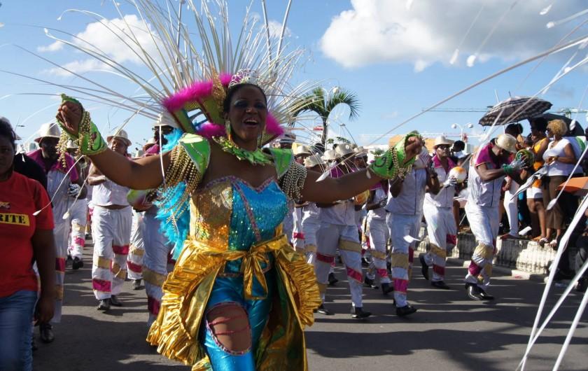Location de vacances - Gîte à Saint-François - Gîtes la simoniere : carnaval