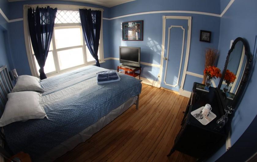 Location de vacances - Hôtel - Auberge à Ville de Québec - ... spacieuses et lumineuses pour un séjour de plusieurs nuits
