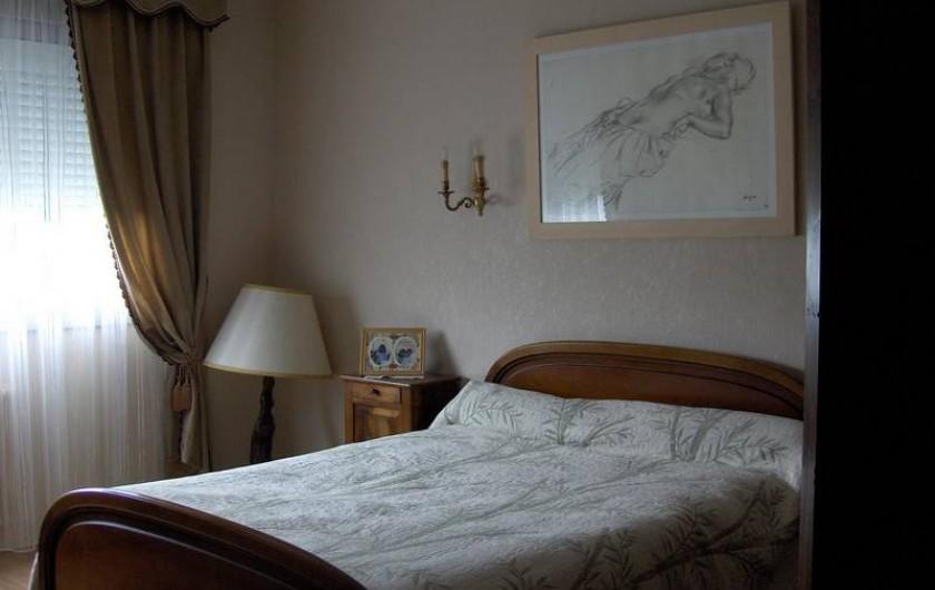 Location de vacances - Appartement à Arcachon - chambre 1