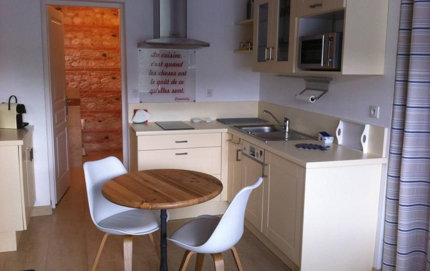Location de vacances - Villa à La Palme - la cuisine équipée