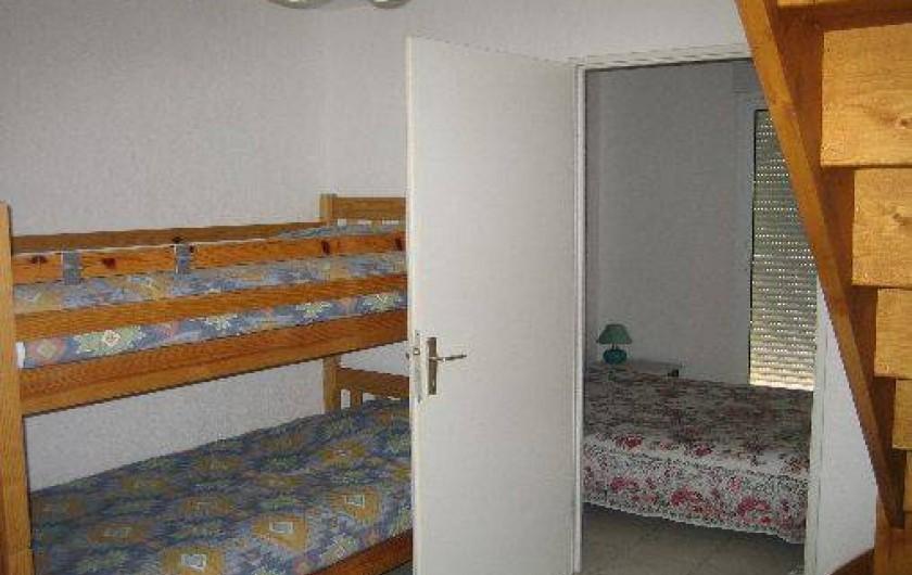 Location de vacances - Appartement à Carqueiranne - Chambre