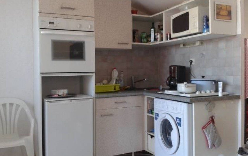Location de vacances - Appartement à Carqueiranne