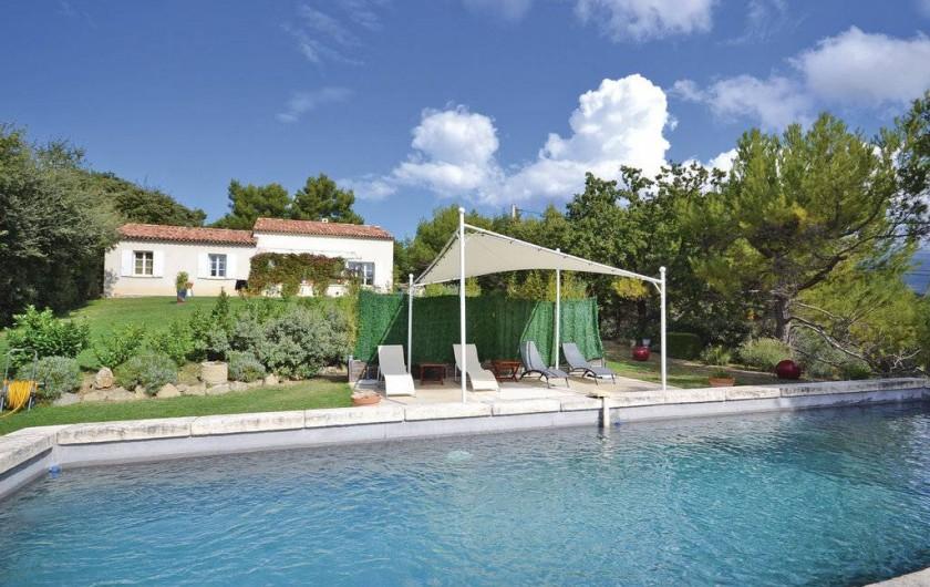 Location de vacances - Gîte à Crillon-le-Brave