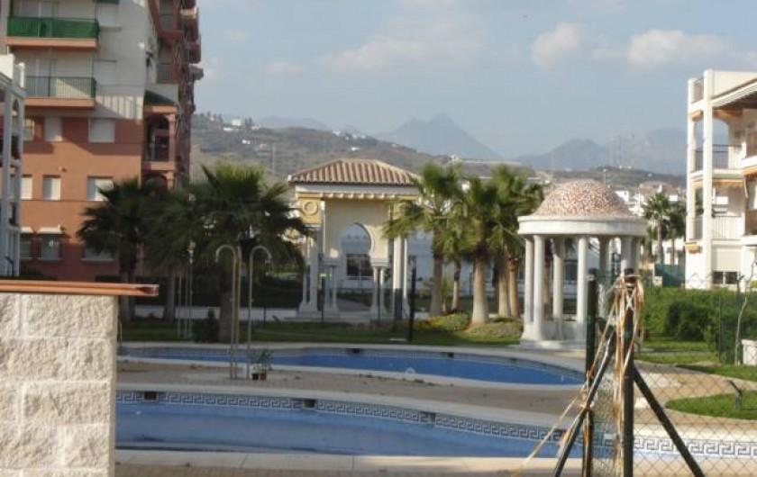 Location de vacances - Appartement à Torrox Costa - AUTRES PISCINES